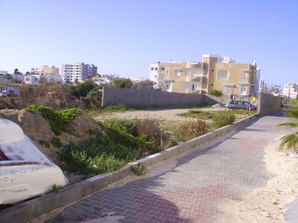Vista Verso Sousse