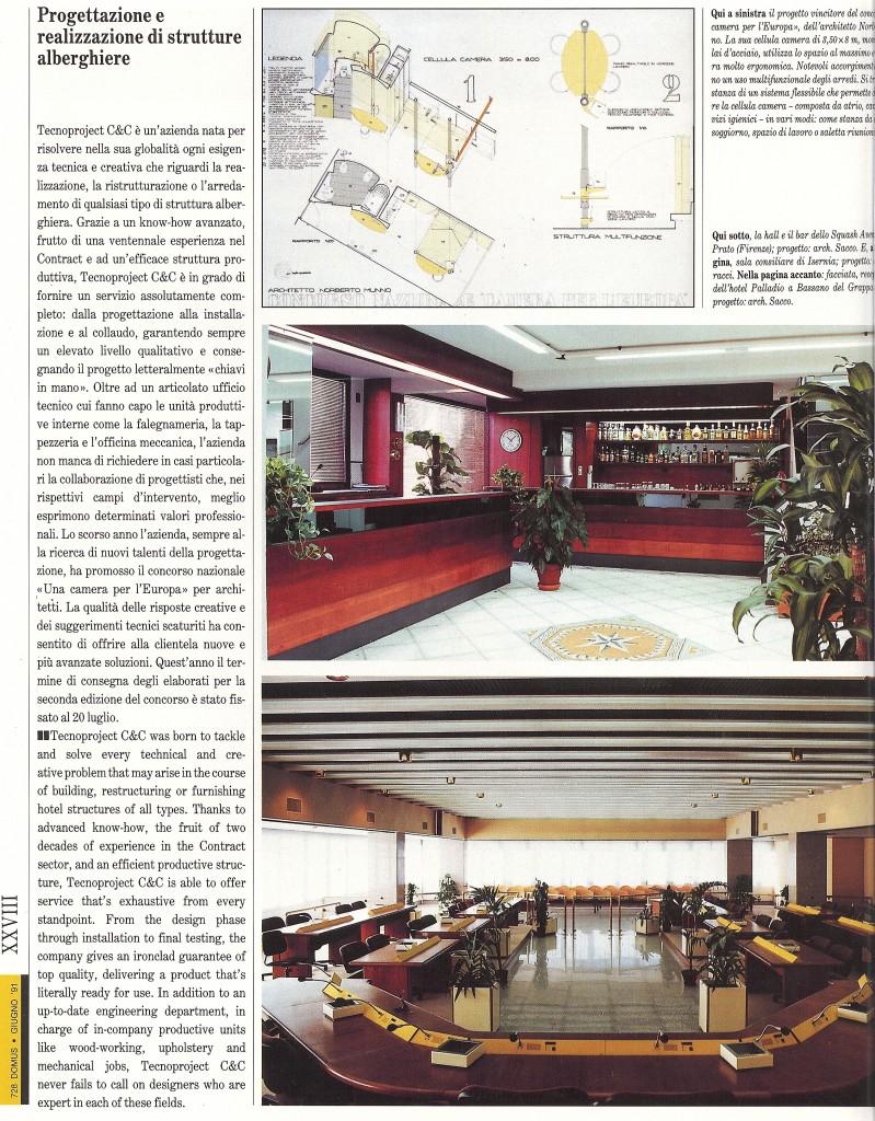 Domus Giugno 91