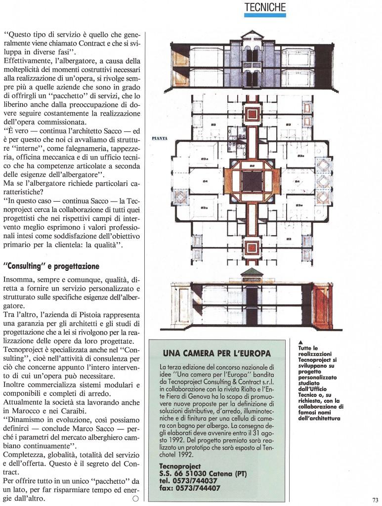 Hotel Domani 1992 2