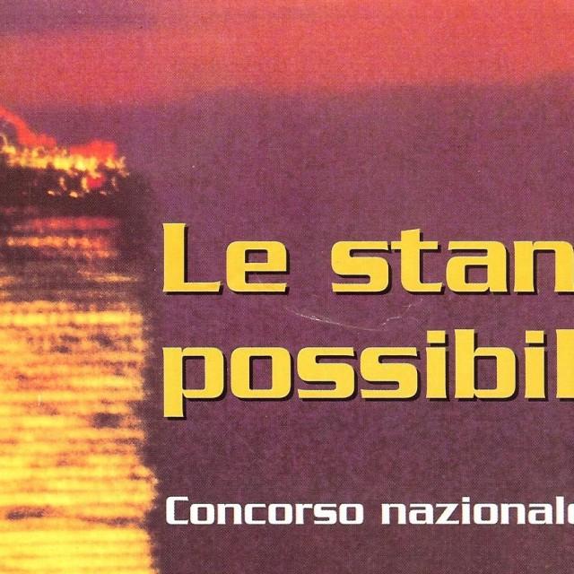 """""""Le Stanze Possibili"""" – Tecnhotel Arredocontract 1996 – Genova"""
