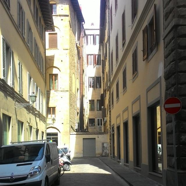 Via dei Cavalieri – Firenze
