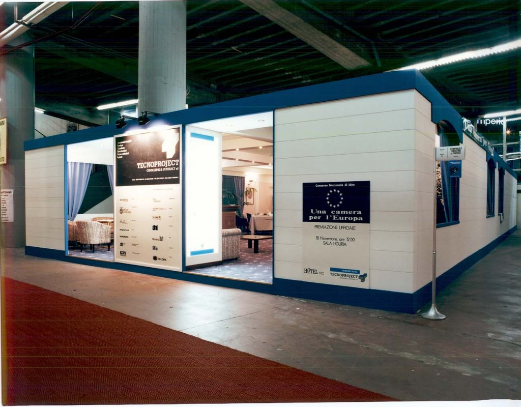 Tecnoproject Tecnhotel 1992_0