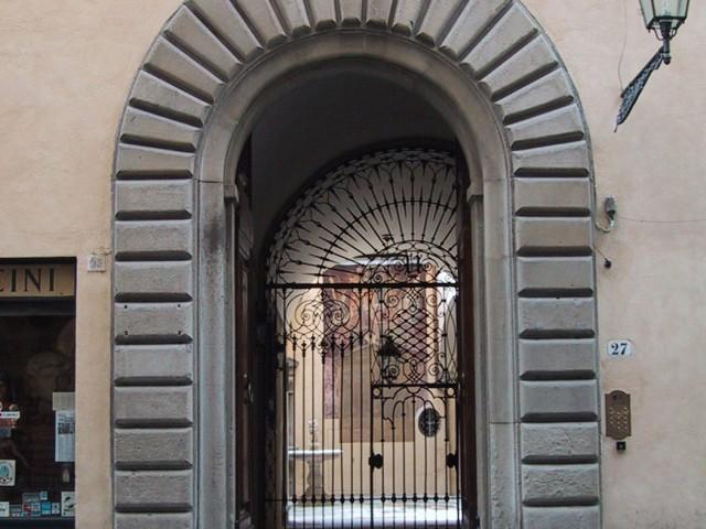 Palazzo Tanagli – Borgo degli Albizi – Firenze