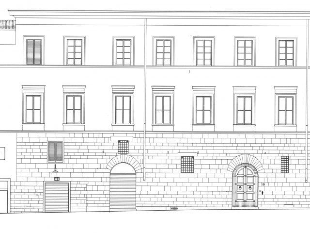 Palazzo Tornaquinci della Stufa – Firenze
